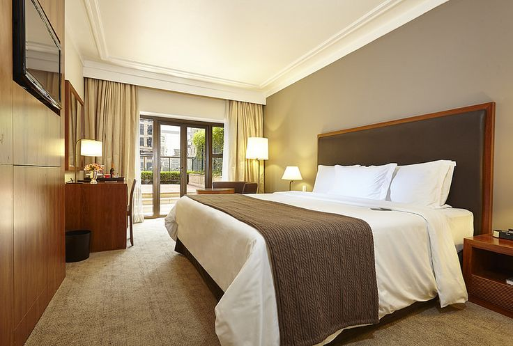 Executive Room with balcony // L'Hotel PortoBay São Paulo // São Paulo // Brazil