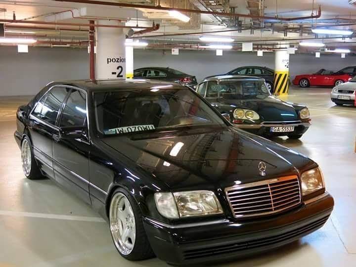 Mercedes Mercedesbenz W140 Mercedes Benz Mercedes Benz