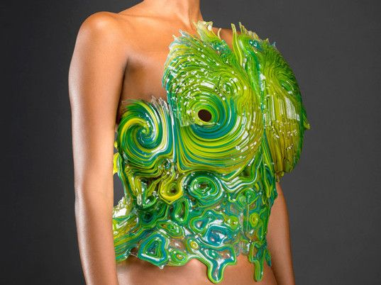 """Could These 3D-Printed """" #Wearable #Biospheres"""" Help Us Survive on Alien Planets? 