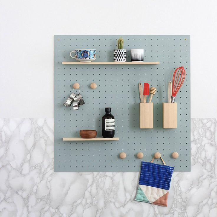 13 diy pour fabriquer un organiseur mural de bureau diy. Black Bedroom Furniture Sets. Home Design Ideas