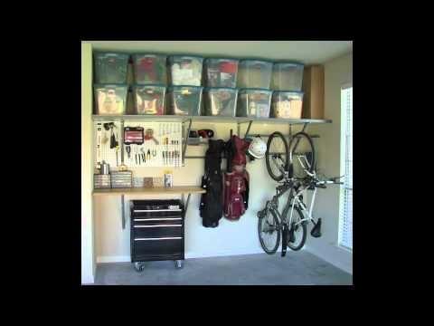 Garage organize: Bike Storage, Garage Organization, Garages, Garage Storage, Garage Ideas, Diy, Storage Ideas, Organized Garage