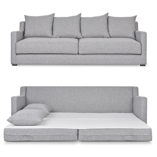 gray queen size sofa bed with optimal health often comes clarity of thought click now