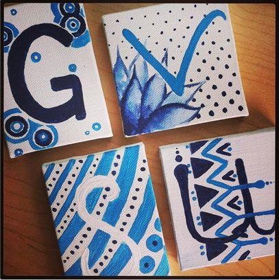 gvsu room art