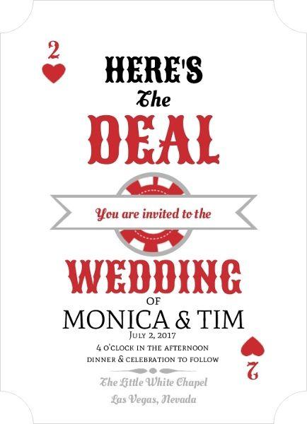 best 25 vegas wedding invitations ideas on pinterest budget wedding save the dates boarding pass invitation and indian beach wedding - Las Vegas Wedding Invitations