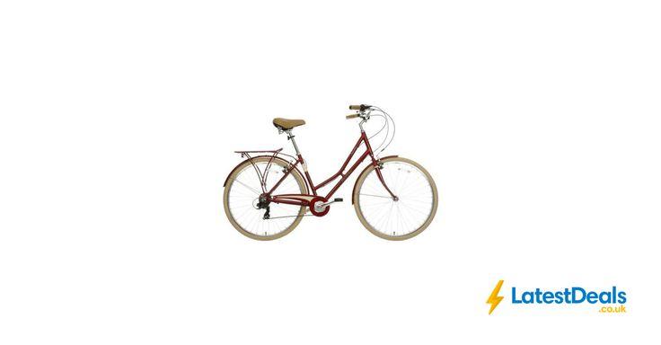 Pendleton Somerby Hybrid Bike - Red, £230 at Halfords