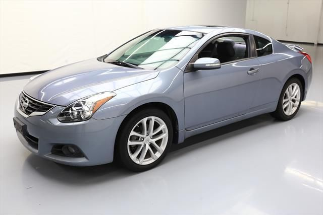 Cool Amazing 2012 Nissan Altima Sr Coupe 2 Door 2012 Nissan Altima