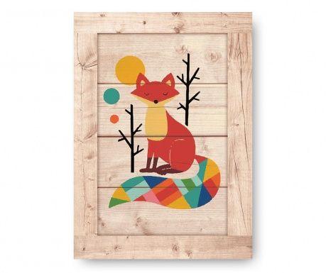 Tablou Foxy Fox