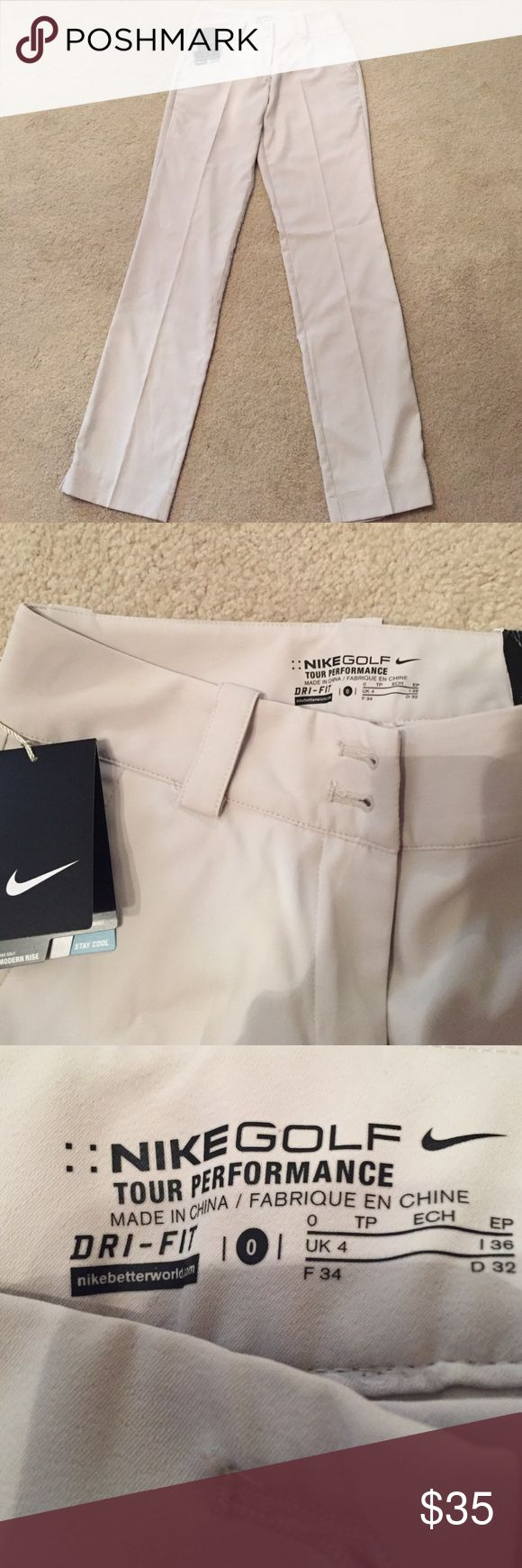 NWT Ladies Nike Golf Pants New Nike Golf Pants Nike Pants Trousers