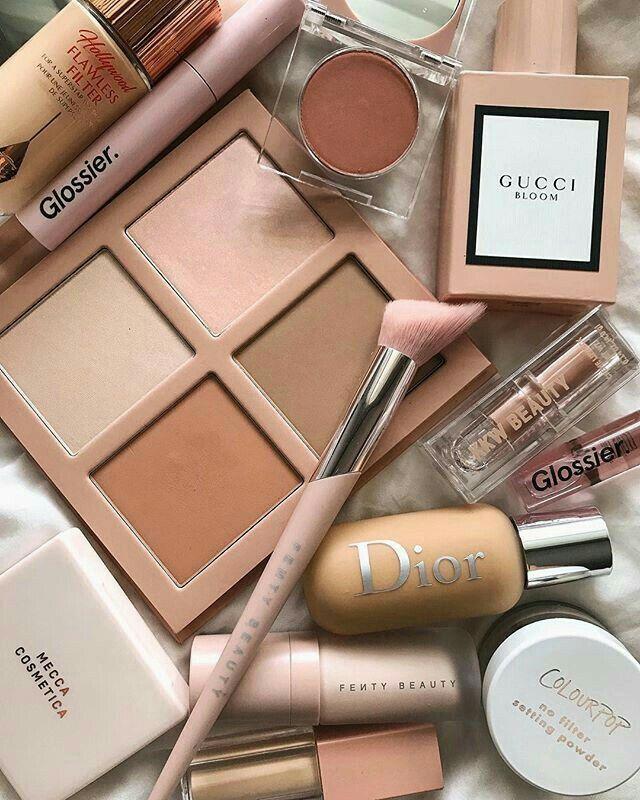 purematte | Fancy cosmetics, Makeup collection, Beauty makeup