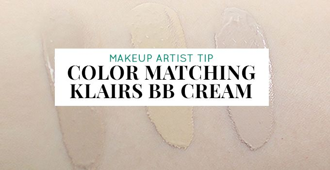 Learn what your skins undertone is, what your MAC color is and learn if the Korean BB Cream will match your skin color. A makeup artist's tip on skin color.