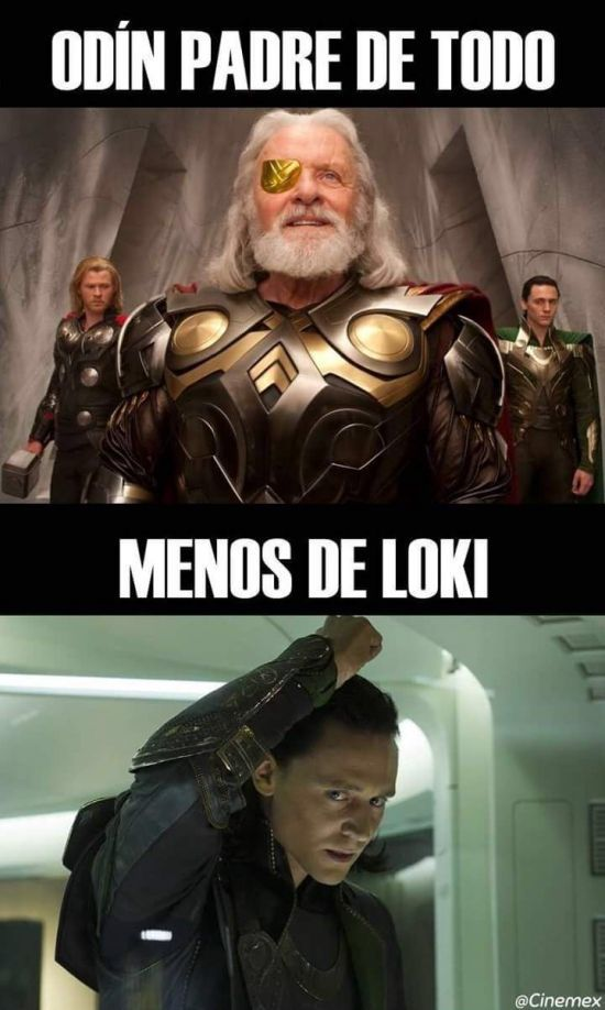 Ms de 25 ideas increbles sobre Chistes sobre thor en Pinterest