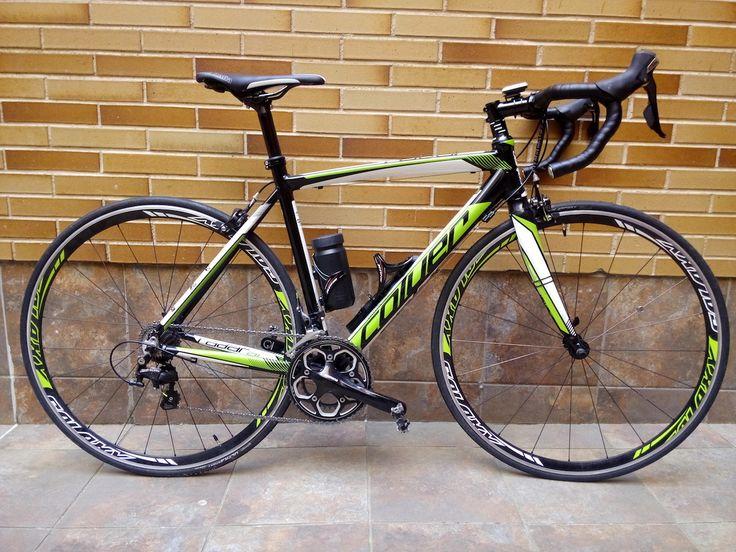 Bicicleta carretera de segunda mano Coluer Radar AL | Todobicis.net