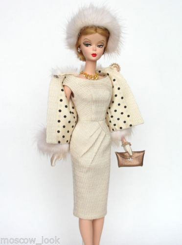OOAK-outfit-made-for-Vintage-Silkstone-Barbie-by-M-L-Handmade-One-Of-A-Kind