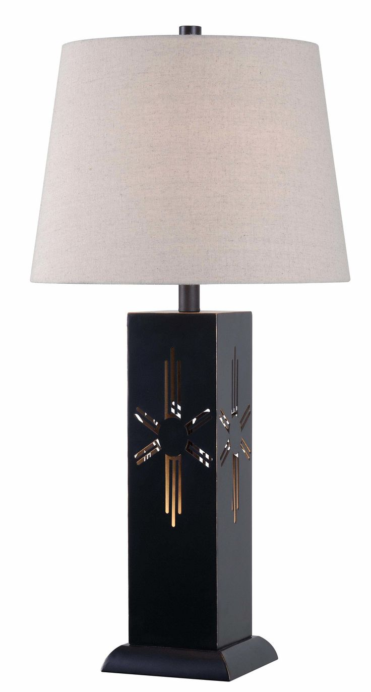 "Sedona 30"" H Table Lamp with Empire Shade"