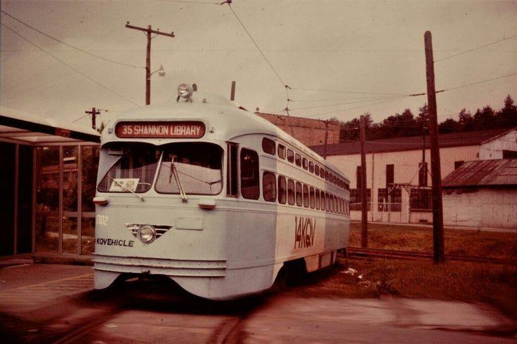 PAT Pittsburgh PCC Streetcar Pats, Pittsburgh, Bus