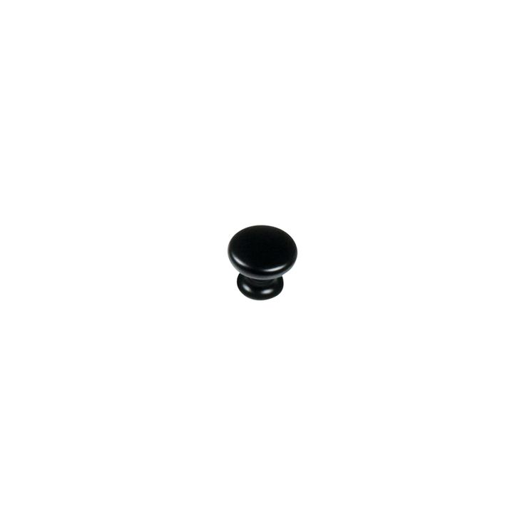 Find Kaboodle Mushroom 27mm Knob Matt Black Finish at Bunnings Warehouse. Visit your local store for the widest range of kitchen & laundry products.