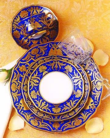 Tsarevich by Faberge China.