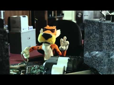 Cheetos Stick up commercial