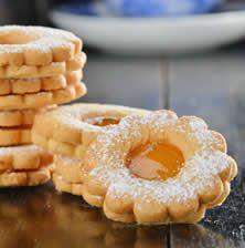 Αυτά τα γλυκά βουτυρένια σαντουιτσάκια δεν είναι τίποτα άλλο από τα μπισκότα των παιδικών μας χρόνων που σπάνε ταμεία όποτε και αν τα φτιάξετε