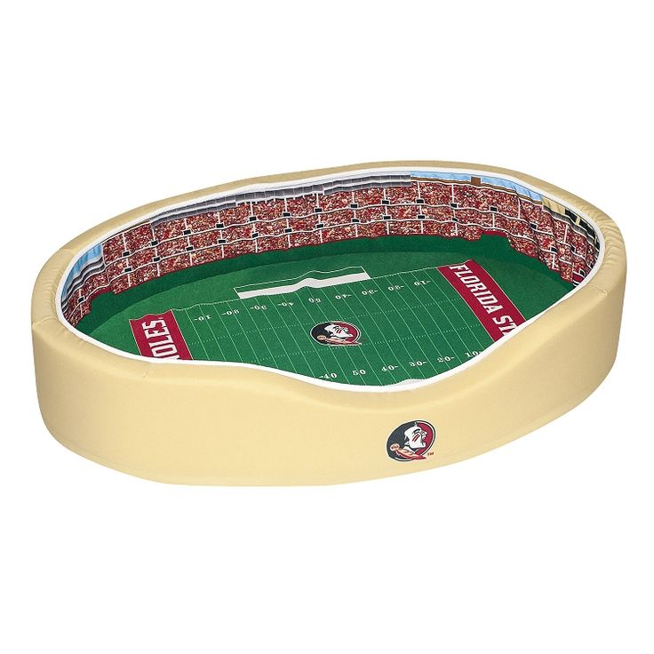 Florida State Seminoles Pet Bed Bobby Bowden Field At