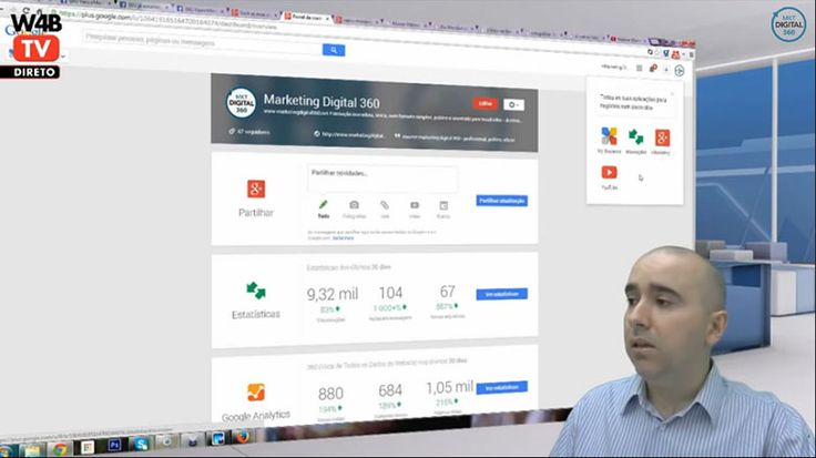 Aniversário Google Plus; Dia Mundial das Redes Sociais; Live Events Youtube VS Hangouts.