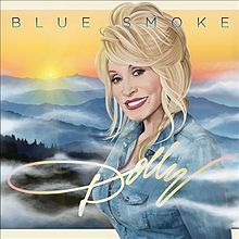"""Blue Smoke""  de Dolly Parton.  Contiene: Blue smoke; Unlikely angel; Don't think twice; You can't make old friends; Home; Banks of the Ohio; Lay your hands on me; Miss you-miss me; If I had wings; Lover du jour; From here to the moon and back; Try    POP- ROCK"