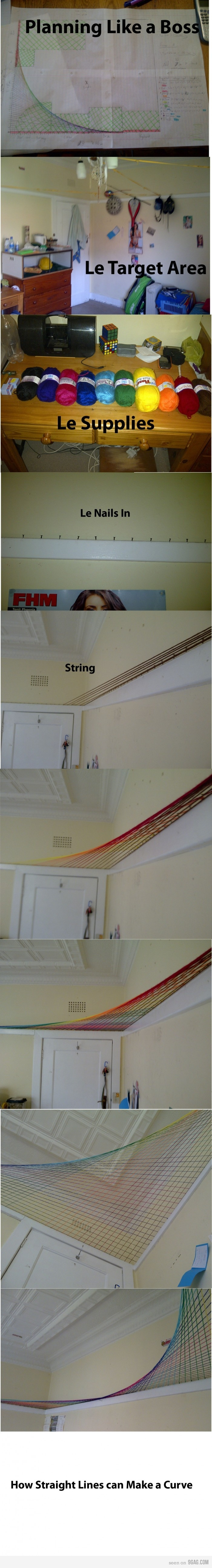 Second String Ceiling
