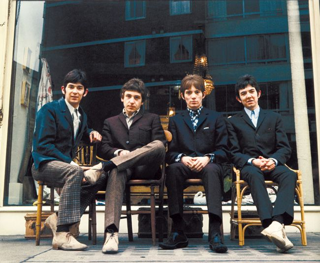 All Our Yesterdays: The Line of Best Fit meets Small Faces