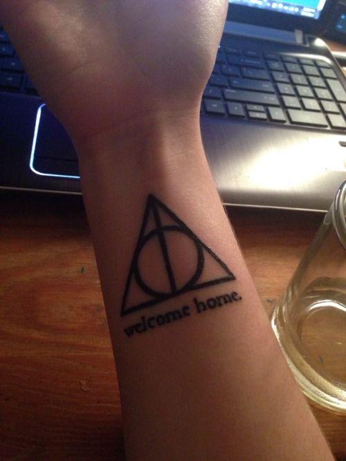 161 melhores imagens de harry potter tattoos no pinterest
