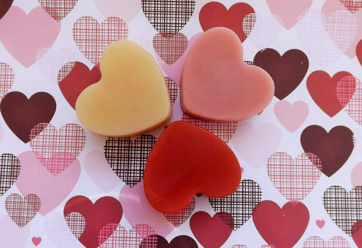 Sudsy Expressions - Small Hearts, $4.00 (http://www.sudsyexpressions.com/small-hearts/)