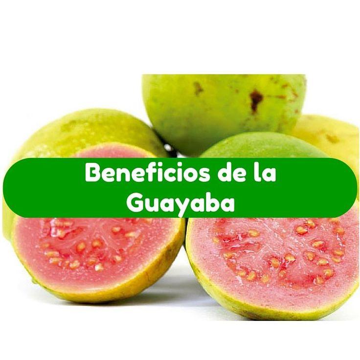 Los beneficios de la guayaba para la salud