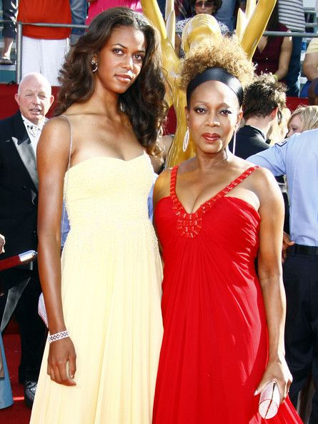Alfre Woodard and daughter, Mavis Spencer