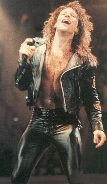 They just don't wear leather pants like they used to...... Am I right, @Christina Stewart?