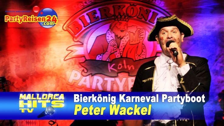 Bierkönig Karneval Partyboot 2015 – Die Karneval Party auf dem Rhein/Köln – das Bierkönig Karneval Partyboot mit Peter Wackel. Kleine Ansprachen von Peter Wackel, Mia Julia, Ikke Hüftgold und Killermichel sowie Ausschnitte aus den Auftritten während der Party.   http://mallorcahitstv.de/2015/03/bierkoenig-karneval-partyboot-2015/