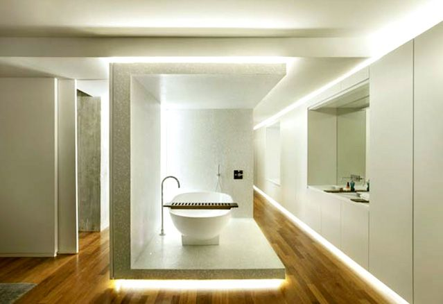 salle de bain du penthouse