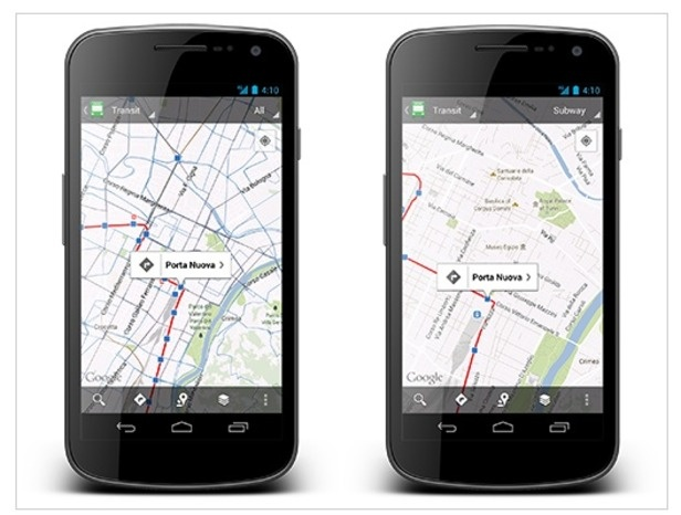 Check out the new features on Google Maps for AndroidGoogle Maps, Maps Updates, Public Transportation, Android Maps, Android Google, App Updates, Add Public, Updates Add, Public Transitional