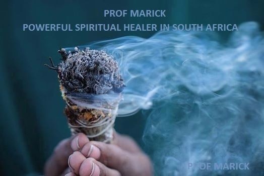 PROF MARICK is a world's top best spiritual healer who has natural experience in treating and solving most spiritual caused problems and complications affecting the majority of people all over the world.  He is also known as African Greatest Traditional Spiritual Healer Provides Services For Spiritual Healing, Ranked No.1 in Spiritual Healing Methods, Herbal Healing, Traditional Healers, Native Healing,Spell Casting Services And solves most problems with sicknesses failed by other…