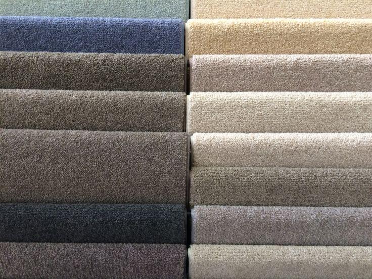 Windsor Wool Twist pile carpet. Baywinds.
