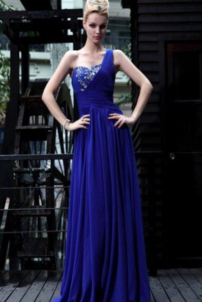 #robedesoiree #dress #bleuroi #blue #dosnu #backless  disponible sur #Modecollection  http://www.modecollection.fr/robe-bleue-royal-dos-nu.html