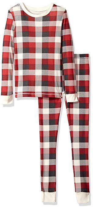 Burt s Bees Baby Big Holiday Pajamas 2a0e2f0f6