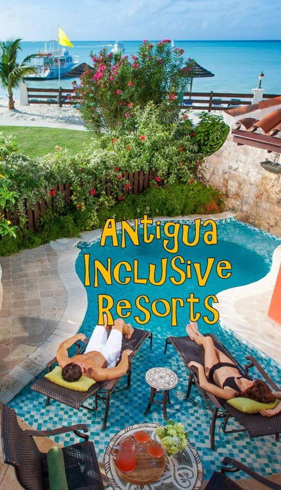 Antigua All Inclusive Hotels and Resorts. Looking for beach vacation options in Antigua for the family or a couples, honeymoon resort? Sandals Grande Couples Antigua All Inclusive Resort & Sp