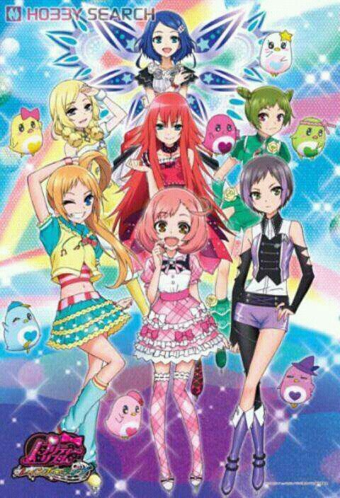 All star Pretty Rhythm Rainbow Live