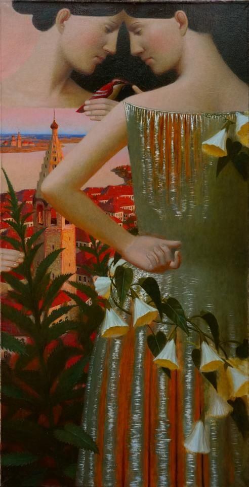 Andrey Remnev / Андрей Ремнев, 1962 | Magic Realism painter | Tutt'Art@ | Pittura • Scultura • Poesia • Musica