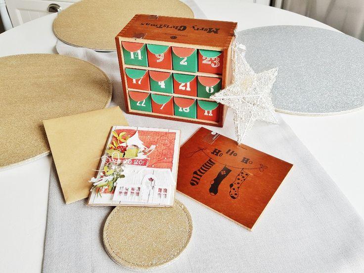 Christmas, Advent Calendar, kalendarz adwentowy