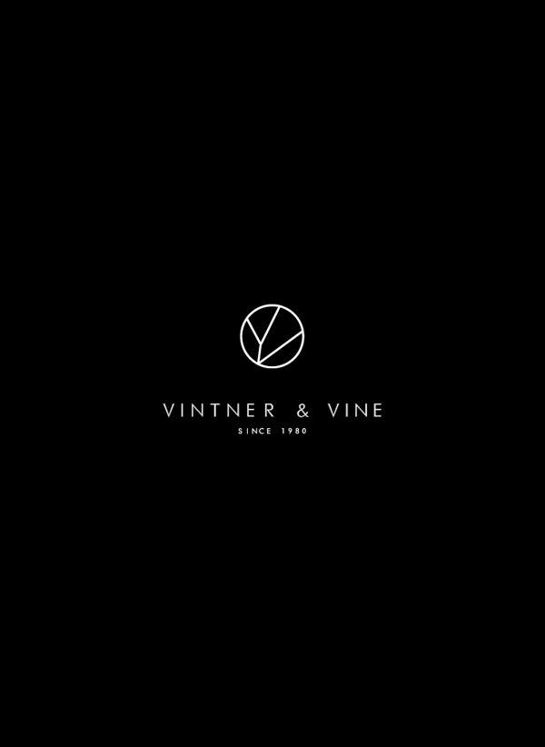 Vintner & Vine by Steves&Co., via Behance