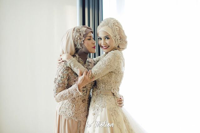 Le Motion Photo: Farah & Dirga Wedding (Akad adat Jawa & Resepsi Internasional - Surabaya)
