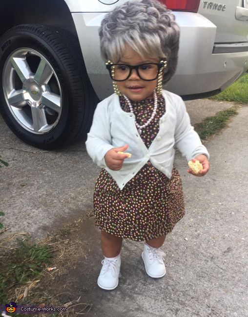 Lil Old Lady Costume