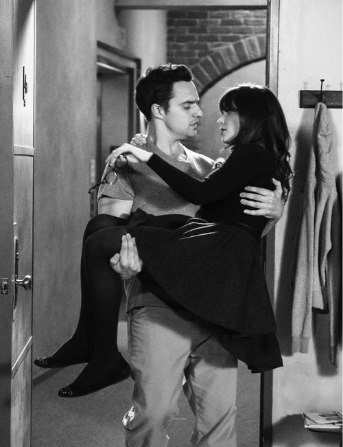 nick and Jess are adorable #newgirl