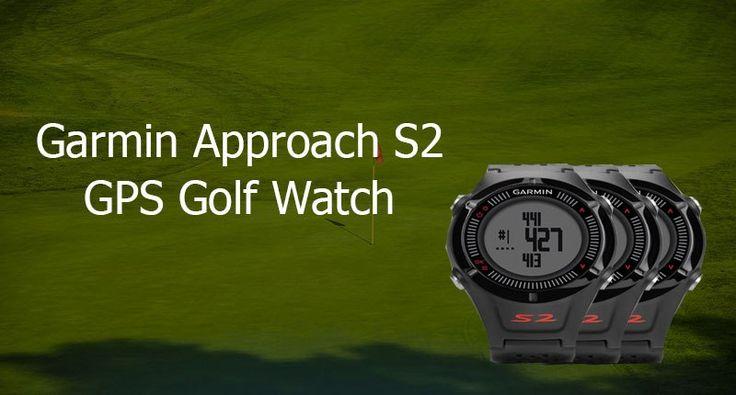 Garmin Approach S2 GPS Golf Watch Review :http://www.bestgolfy.com/garmin-approach-s2-gps-golf-watch-review/