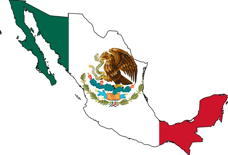 Mexican Flag Clipart - ClipArt Best